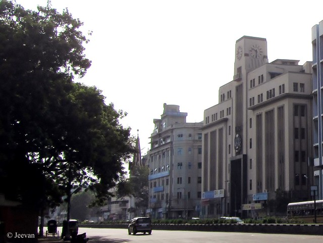 NSC Bose Road buildings