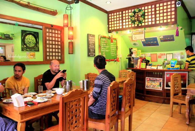 Vigan Ilocos Sur Lampong's Restaurant