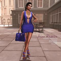 #786 - Blue Passion