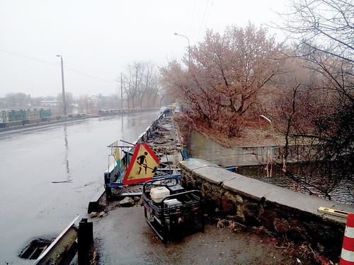 Міст відремонтують. А шлюз?
