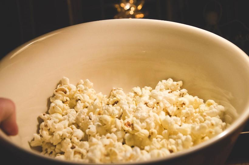 Popcorn + Star