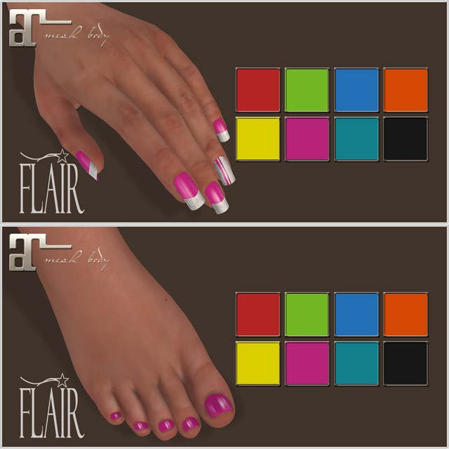 Flair - Maitreya - set 2