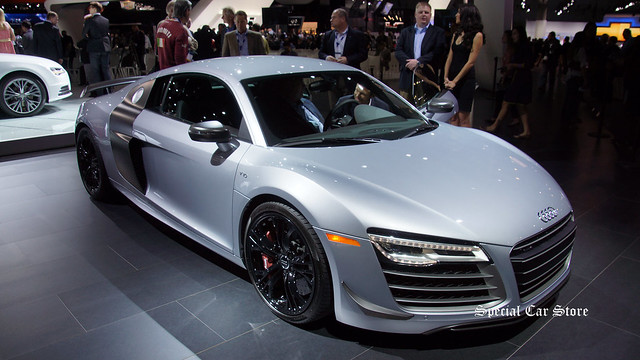 2015 Audi R8 Competition Edition