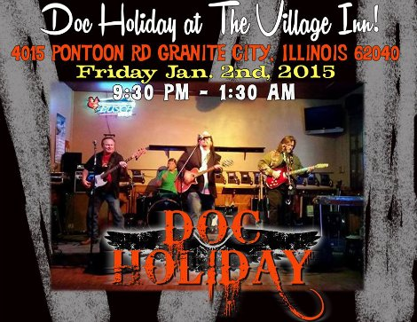 Doc Holiday 1-2-15