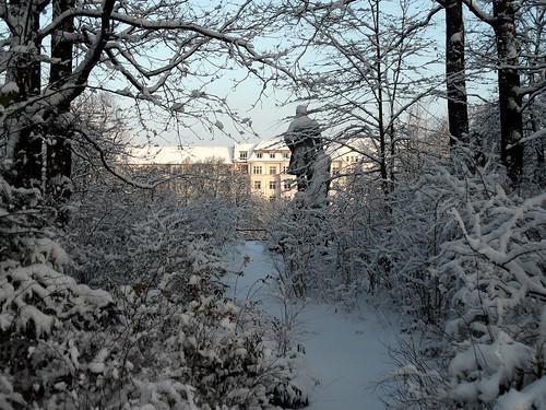 Jahn-Denkmal in der Hasenheide, Berlin-Neukölln
