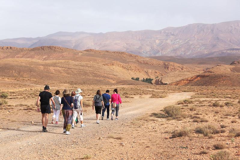 Berrem Gorge walk