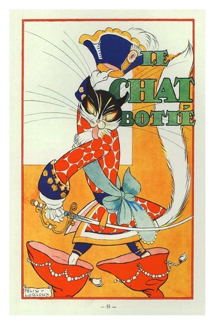 010-Contes de Perrault-1926. Ilt. Por Lorioux -© Universitätsbibliothek Braunschweig