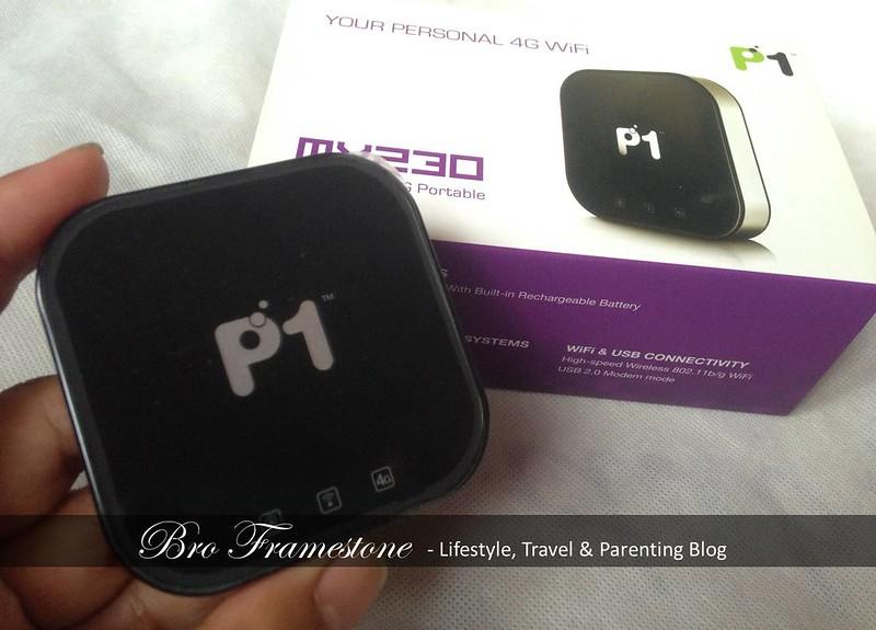 P1 Internet Dengan MiFi Broadband