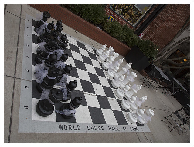 World Chess Hall Of Fame 4