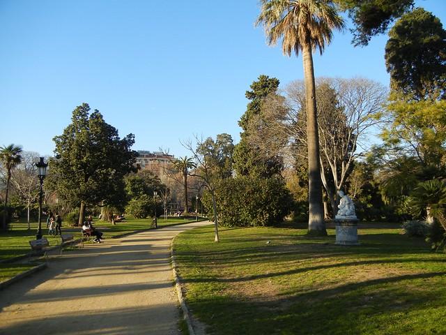 Ciutadella Park, Barcelona