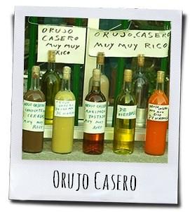 Orujo, een Galisisch kruidendrankje