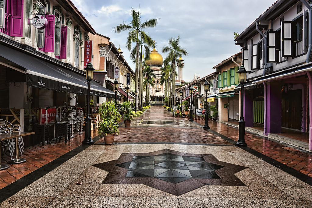 Arab Street, Singapore accommodation