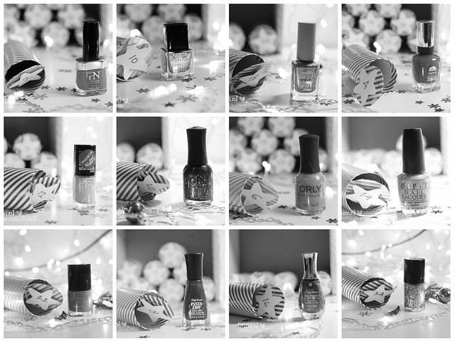 2014 Adventscalender Nail Polish