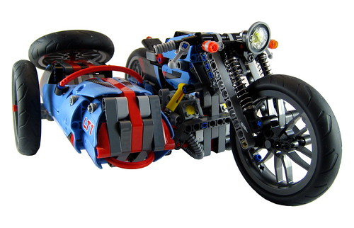 42036 - Street Motorcycle - MODs and Improvements - LEGO Technic ...