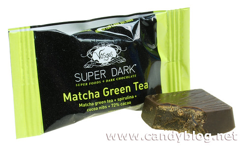 Vosges Super Dark Matcha Green Tea