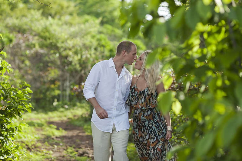 Romantic pre wedding in Bali