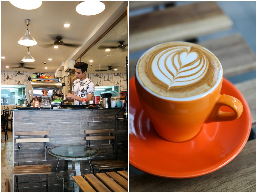 Royz Et Vous (Halal Cafe): Coffee