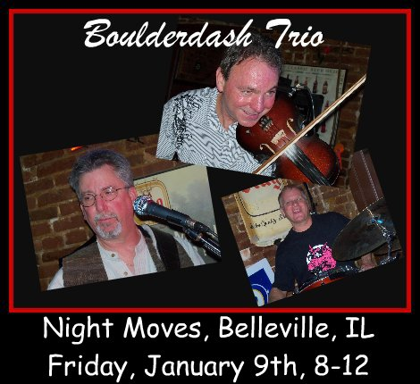 Boulderdash Trio 1-9-15