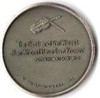 Scandalous Bohemians of New Jersey Sherlock Holmes Medal