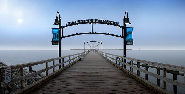 White Rock Pier #2