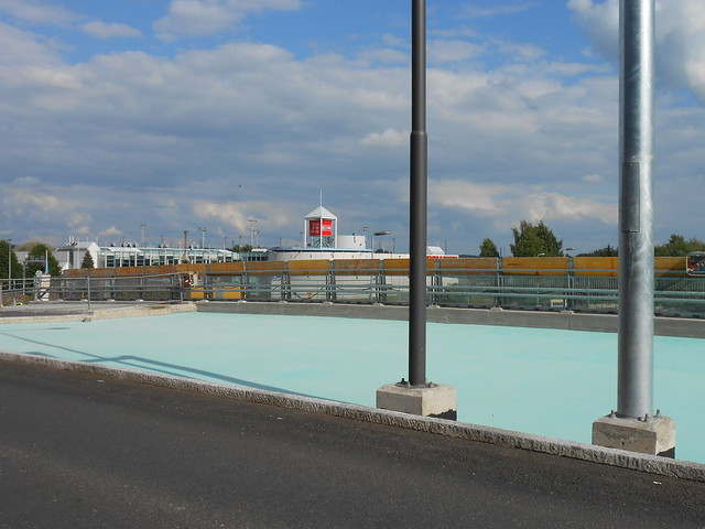 Hämeenlinnan moottoritiekate ja Goodman-kauppakeskus: Työmaatilanne 23.6.2013 - kuva 11