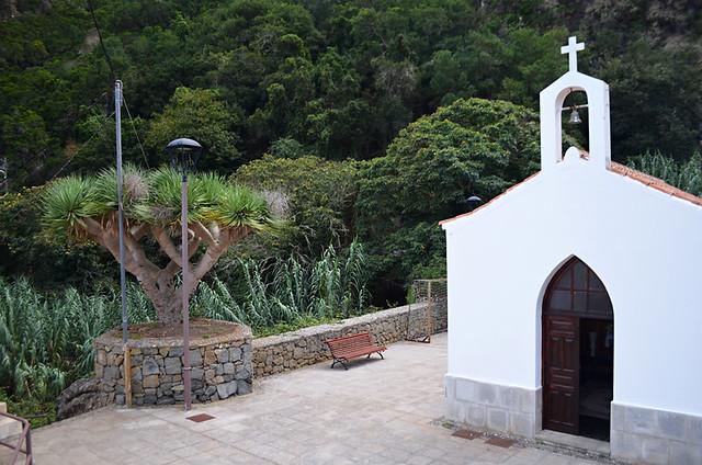 Church, Chamorga, Anaga, Tenerife