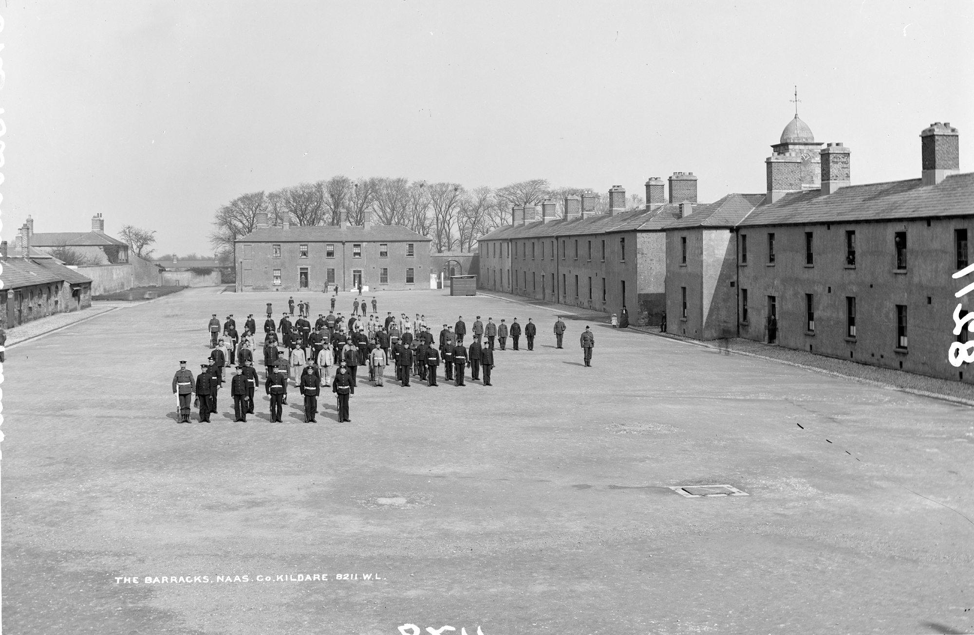 Barracks, Naas, Co. Kildare