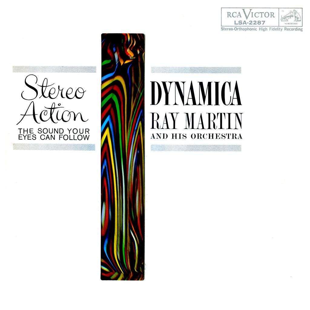 Ray Martin - Dynamica