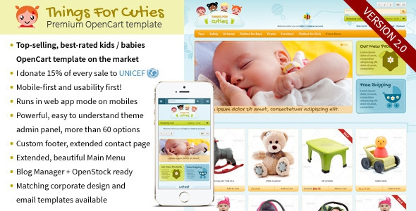 ThingsforCuties v2.0.2 - the OpenCart Baby & Kids Template