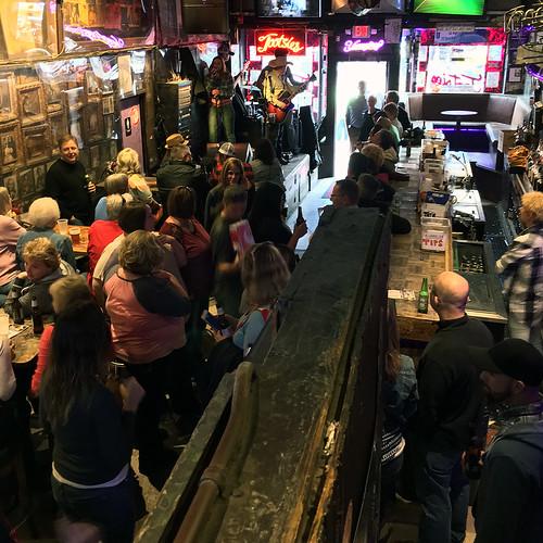Tootsie's in Nashville