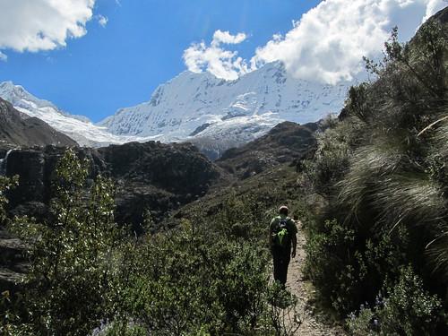 Parque Nacional Huascarán: trek de la Laguna 69