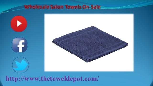 Quality Hair Salon and Beauty Salon Towels - Thetoweldepot