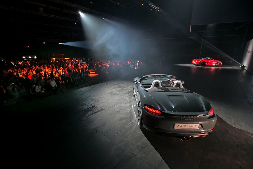 new car launches singaporeLaunch of AllNew 718 Boxster and 718 Boxster S in Singapore  SENATUS