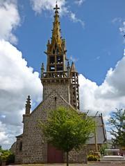 Eglise Saint-Pierre ...Monthault (35) - Photo of Mellé