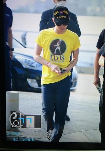 Big Bang - Incheon Airport - 07aug2015 - G-One - 01