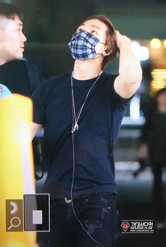 BIGBANG arrival Seoul ICN from Chengdu 2016-07-04 (5)