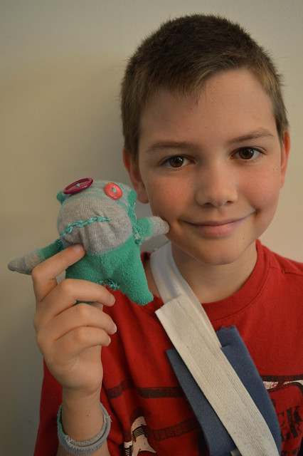Sock Monster 4