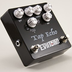 Recently added: EvilTone (@eviltone) TapEcho - Tap Tempo Analog Delay with Modulation * * * http://bit.ly/2dEe0zr * * * #eviltone #tapecho #analogdelay #delaypedal #effectsdatabase #fxdb