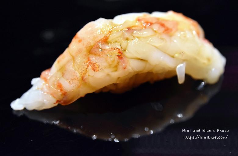 台中江戶前握壽司一貫入魂精誠日式料理21