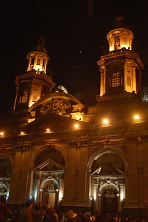 Cathedral, Santiago, Chile