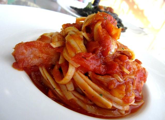 Tomato Amatriciana 2
