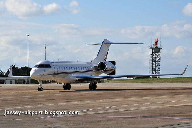 CS-GLB Bombardier Global 6000