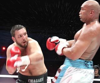 Fres Oquendo bei WBA-WM-Kampf gegen Ruslan Chagaev gedopt