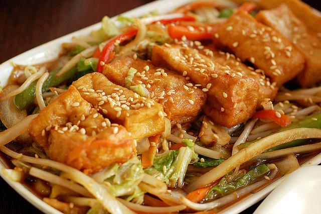 Tofu - Chinese cuisine