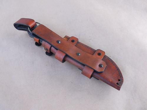 Dual carry dangler for the Becker BK7
