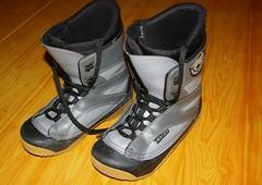 Kvalitní snowboard boty Nidecker - titulní fotka