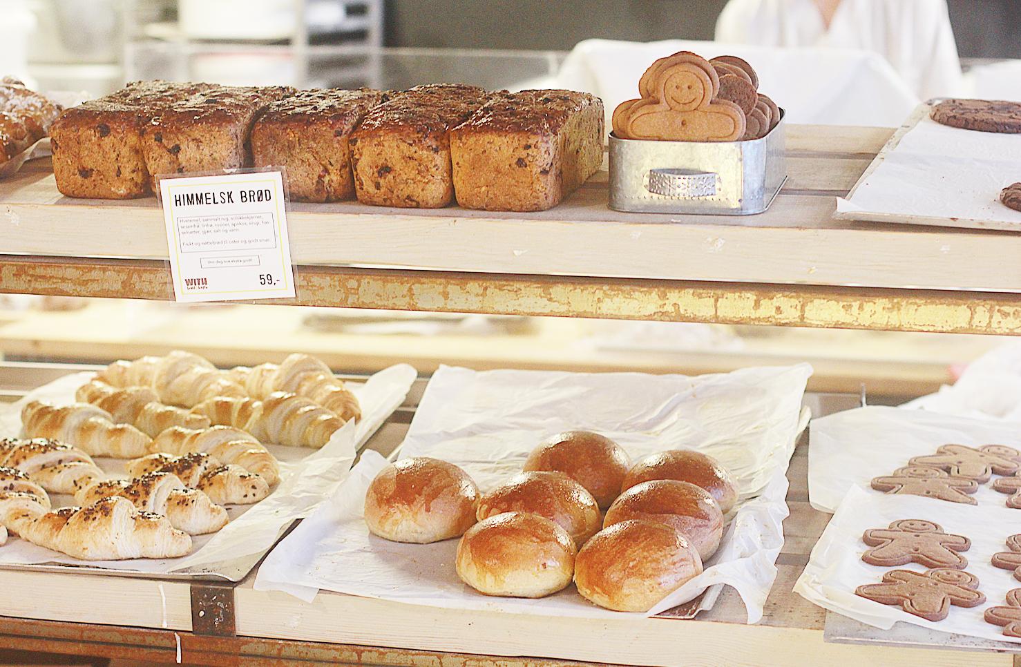 WITH - brød og kaker
