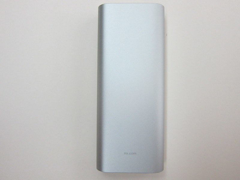 Xiaomi Mi 16,000mAh Power Bank - Back