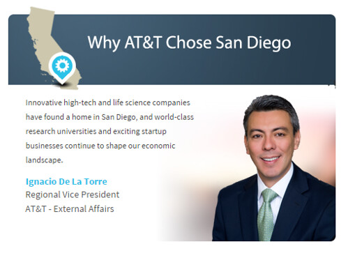 Why AT&T Chose San Diego