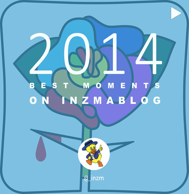 2014 BEST MOMENTS ON INZMABLOG